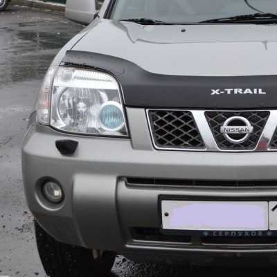 Nissan X-Trail Bonnet Protector