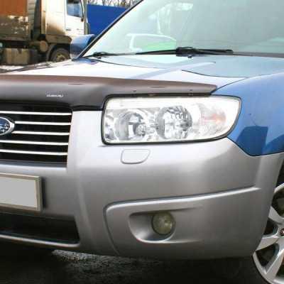Subaru Forester Bonnet Bra