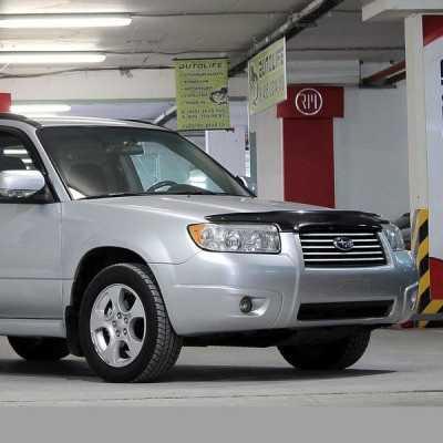 Subaru Forester Bonnet Guard