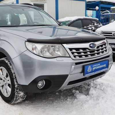 Subaru Forester Bonnet Protector