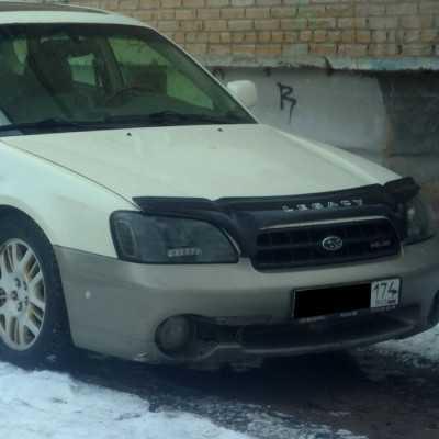 Subaru Legacy Outback Bonnet guard