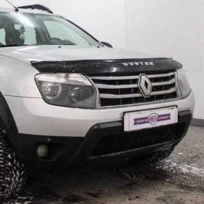 Dacia Duster Bonnet Bra