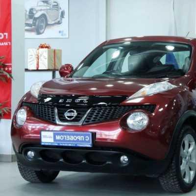 Nissan Juke Bonnet Protector 2010+
