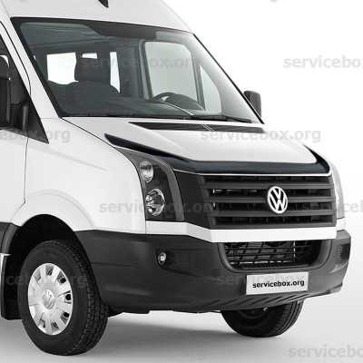 Volkswagen Crafter Bonnet Protector | Bra | Guard