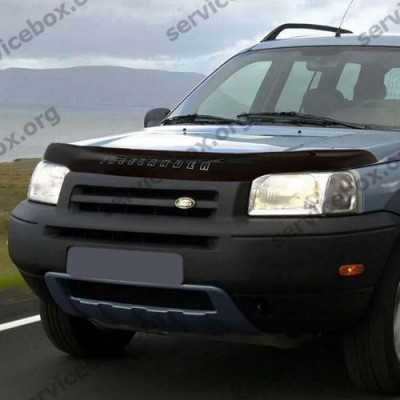 Land Rover Freelander Bonnet bra